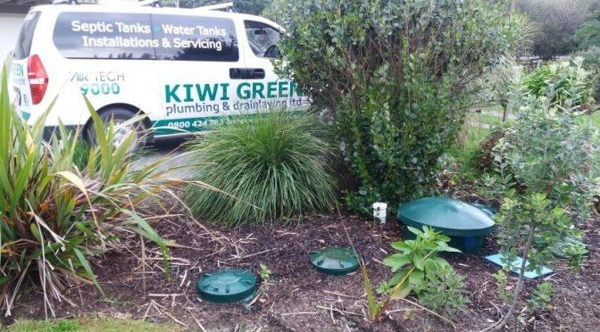 Kiwi Green Plumbing & Drainlaying Ltd